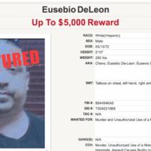 Uno de los fugitivos más buscados de Texas fue encontrado en México y entregado a EEUU