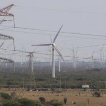 Acusan a aerogeneradores de provocar desertización en el Istmo, Oaxaca