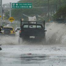 Prevalecerán lluvias fuertes en la entidad oaxaqueña