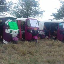 Transportistas de Xoxocotlán denuncian invasión de rutas de mototaxistas del FP-14 de Junio