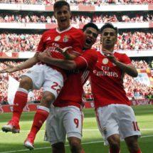 ¡Jiménez anota y Benfica se corona!