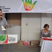 Gobierno Municipal de Santa Lucía del Camino se suma a las acciones para erradicar la homofobia y transfobia.