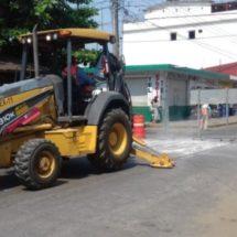 Dan inicio al paquete de obras en San Felipe de la Peña, serán 37 obras en total