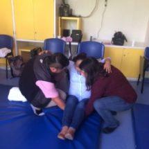 Terapeutas del DIF Tuxtepec se capacitan en CRIT Oaxaca
