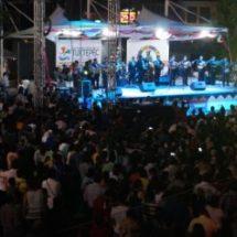 3 mil 500 Tuxtepecanos asisten a concierto de Rondalla de Saltillo