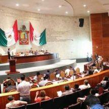 Congreso Local, Reanuda Sesión Extraordinaria este viernes para nombrar Fiscal General del Estado de Oaxaca