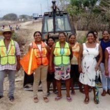 Diputado Tomás Basaldú gestiona obra de pavimentación  en San José Estancia Grande