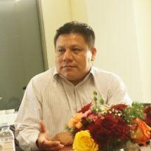 """""""PRD va por efectiva procuración de justicia en Oaxaca"""": diputado Tomás Basaldú"""