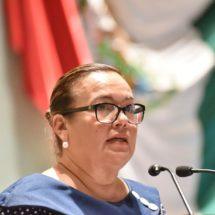 Demandan diputadas orden social en Santa María Xadani