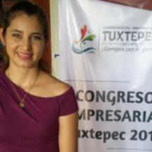 La feria empresarial fue todo un éxito: Mari Claire Chávez