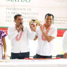 Afrooaxaqueños y mixtecos de Huazolotitlán se suman al trabajo legislativo del Diputado Samuel Gurrión PO Poder Legislativo Oaxaca<poderlegislativo.oax@gmail.com>     Responder| Hoy, 11:15      Mostrar todos 4 archivos adjuntos (494 KB)  Descargar todo  Guardar todo en OneDrive – Personal Afrooaxaqueños y mixtecos de Huazolotitlán  se suman al trabajo legislativo del Diputado Samuel Gurrión
