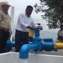 San Bartolo agradece a Dávila pronta solución a problema del pozo de agua