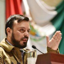 Se adhiere Jesús Romero López a Fracción Parlamentaria de Morena en 63 Legislatura
