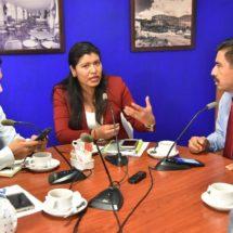 Opera Congreso de Oaxaca con reducción de presupuesto a comparación de la legislatura pasada