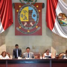 En Sesión  de la Diputación Permanente Morena condena actos de violencia en Oaxaca