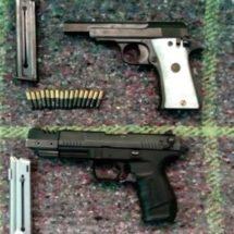 Atrapa la policía estatal a tres armados