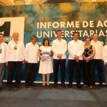 Convoca Rector de la UABJO a la unidad para lograr el desarrollo