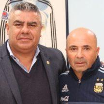 SAMPAOLI FUE PRESENTADO CON ARGENTINA
