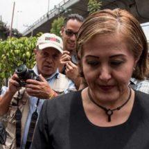 Desechan pruebas de defensa de Eva Cadena; alistan desafuero
