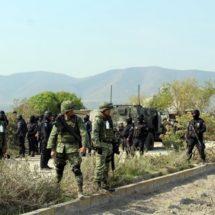 Balacera entre huachicoleros y soldados en Puebla deja 4 heridos