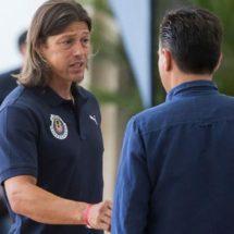 Almeyda revela que clubes no quisieron venderle a Chivas