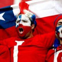 Chilenos quieren a México en la Final para 'meterle cuatro'