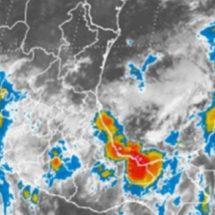 ¡Dora ya es huracán categoría 1!