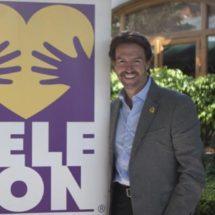 Presidente de Fundación Teletón será galardonado por su trabajo