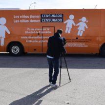 #BusDeLaLibertad: el autobús acusado de promover discriminación y homofobia que circula en México