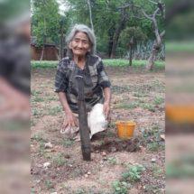 Con 90 años a cuestas sobrevive en la pobreza en Morro Mazatán, Oaxaca