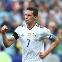 Alemania, con el pie derecho