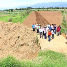 Xoxocotlán avanza con mejoras integrales mediante obras en agencias y colonias