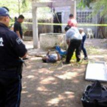 Muere joven campesino al caer a un pozo