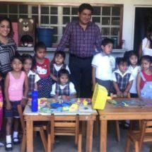 La educación es un eje fundamental para el crecimiento de los Oaxaqueños: Irineo Molina