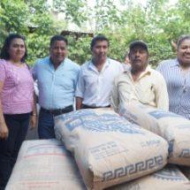 Cumplimos con las familias de Tuxtepec y vamos por más: Dávila