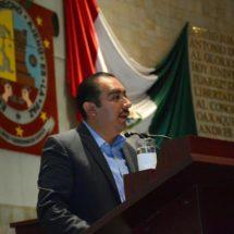 Presenta Horacio Antonio iniciativa para sancionar la cobranza extrajudicial ilegal, en el Estado