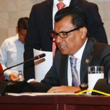 Modificación de la LIyPE abona a la democracia en Oaxaca: Dip. Local, Samuel Gurrión Matías