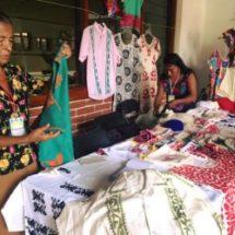 Artesanos tuvieron buenas ventas durante las fiestas de San Juan en el parque Juárez