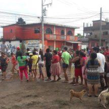 Gestiona el Dip. Local, Samuel Gurrión Matías,  ayuda para los damnificados de la Tormenta Beatriz