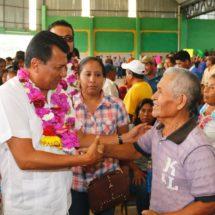 Atenderá el Dip. Local, Samuel Gurrión Matías, de manera permanente las comunidades de la Cañada