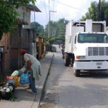 Pondrán letreros señalando el día y horario en que pasara el carro recolector de basura para evitar desperdicios en las calles