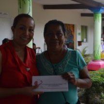 Junto a Fundación MEDYFEN… María Luisa Vallejo apoya a mil mujeres con jornada de cáncer cervicouterino