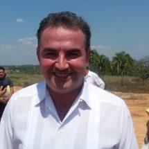 Sigue Gabriel Cué como director de ganadería, no hay un supuesto cambio.