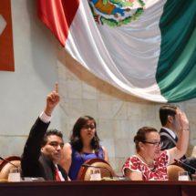 Envía Legislativo a Ejecutivo lista de aspirantes a fiscales Anticorrupción y contra Delitos Electorales