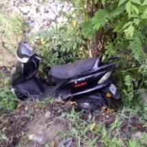 Asegura Policía Municipal dos motocicletas abandonadas