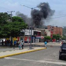 Sindicalistas se enfrentan en Salina Cruz