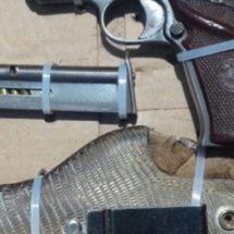 POR VIOLACIÓN A LA LEY FEDERAL DE ARMAS DE FUEGO Y EXPLOSIVOS SUJETO ES DETENIDO EN EJUTLA DE CRESPO