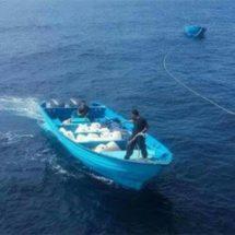 Aseguran a huachicoleros 'marinos' más de 5 mil litros de combustible