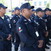 Dan de baja a 70 policías de Hidalgo por nexos con delincuencia