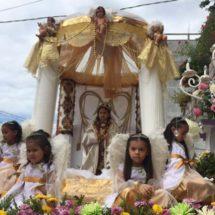 Concluyó la celebración de las festividades en honor a la Virgen del Carmen en Pinotepa
